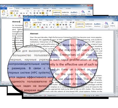 Example of Translation documents